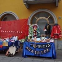 Il mercatino a Grugliasco
